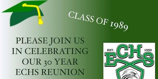 Class of 1989 El Camino High School 30 Year Reunion