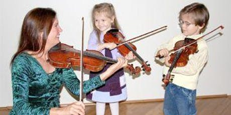Meet the Instruments w/Fiddle Girl! tickets