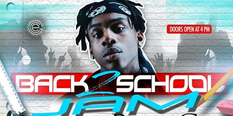 Back 2 School Jam Featuring Polo G  tickets