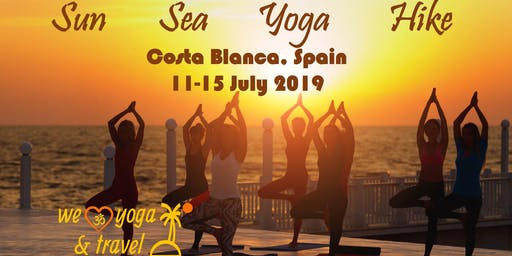 July - Weekend Yoga & Walking Break in Spain