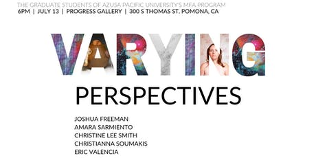 Varying Perspectives: An Art Gallery Opening tickets