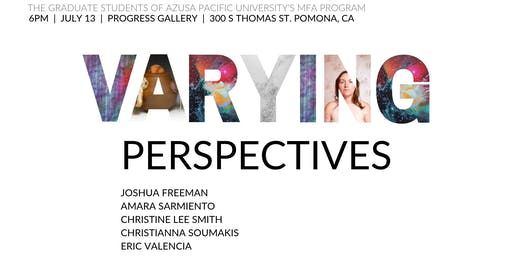 Varying Perspectives: An Art Gallery Opening
