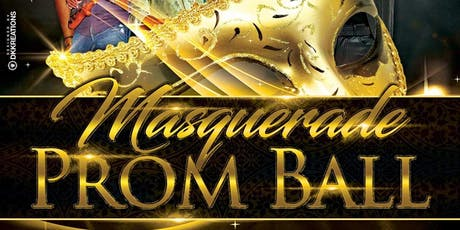 Masquerade Prom Ball tickets
