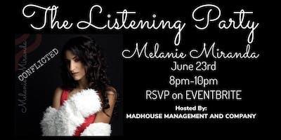 "Melanie Miranda ""The Listening Party"""