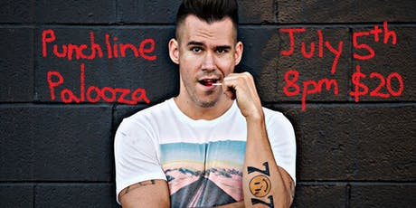 Punchline Palooza MYLES WEBER tickets