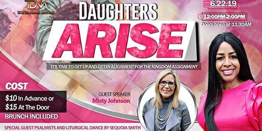 Daughters Arise Conference