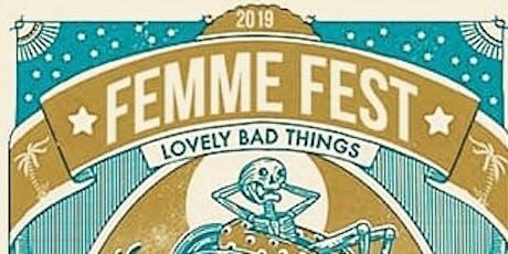FEMMEFEST 2019 tickets