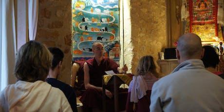 Calm-abiding Meditation Course | Dowmtown : 12 weeks tickets