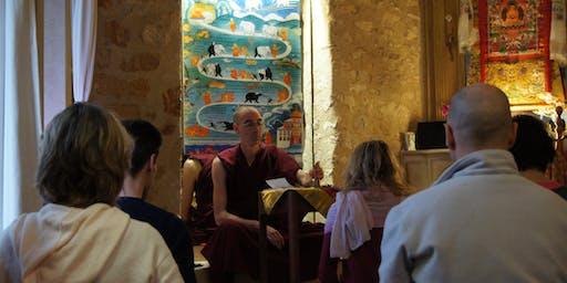 Calm-abiding Meditation Course | Tibetan Buddhist tradition : 12 weeks