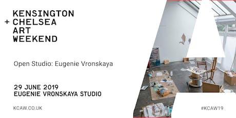 Open Studio: Eugenie Vronskaya tickets