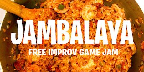 Jambalaya tickets