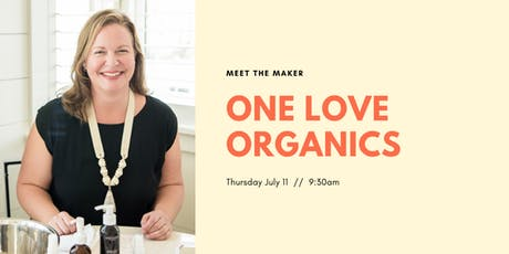 One Skin, One Love Organics tickets
