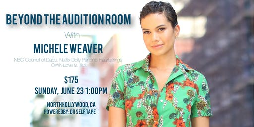 Beyond the Audition Room