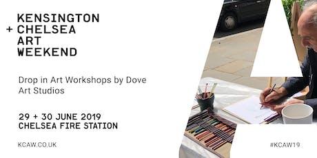 Drop in Art Workshops by Dove Art Studios tickets