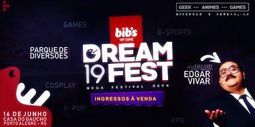 Dreamfest - Mega festival geek!