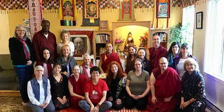 Calm-abiding Meditation Course | North York : 12 weeks tickets
