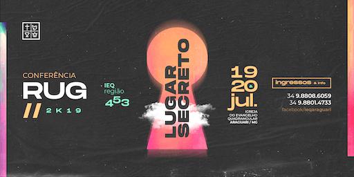 Conferência RUG 2019