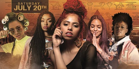 Life of UGA Presents: Queens of The Nile tickets