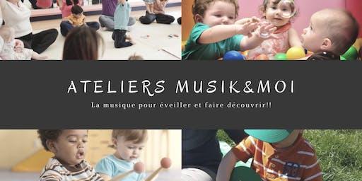 Atelier Musik&Moi