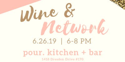 Wine and Network with The Women Project