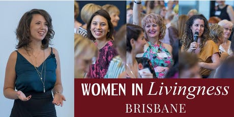 Women in Livingness Workshop: From Empowerment to Power - Part 2 tickets