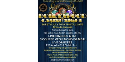 Bollywood Casino Night