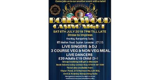 Bollywood Casino Night