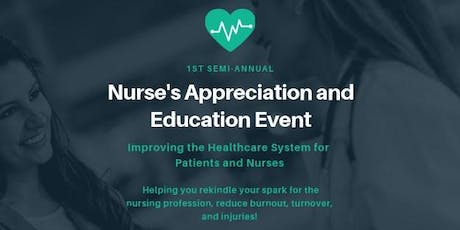 Nurse's Appreciation and Education Event tickets