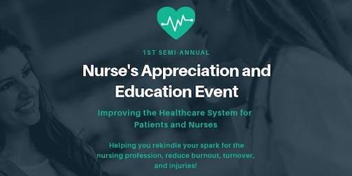 Nurse's Appreciation and Education Event