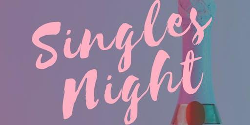 Singles Night on Pioneer Cruises
