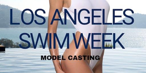 Model Casting - Super Chic Los Angeles Swim Week