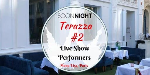 Terazza de Mona x Sam 15 x Live music x Entrée gratuite