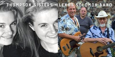 Chris & Meredith Thompson and Lenny Solomon Band