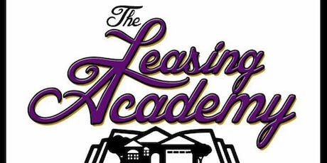 Are you ready for a Career change? Leasing Consultant training available NOW! tickets