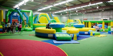 APODC & KDEC Inflatable World Event - FREE to families with a deaf child tickets