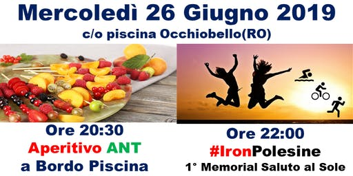 IronPolesine 2019 - Memorial Saluto al Sole