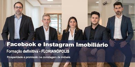 Facebook e Instagram Imobiliário DEFINITIVO - Florianópolis ingressos