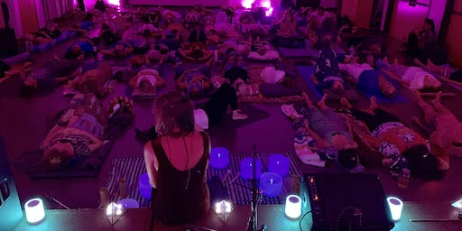 Maui Sound Healing Full Moon Heart Activation
