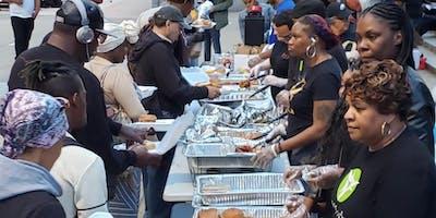 Help us Feed the Homeless