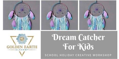 Kids Dream Catcher Workshop tickets