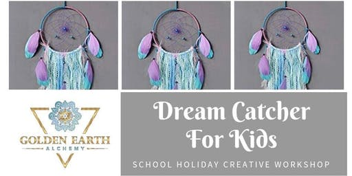 Kids Dream Catcher Workshop