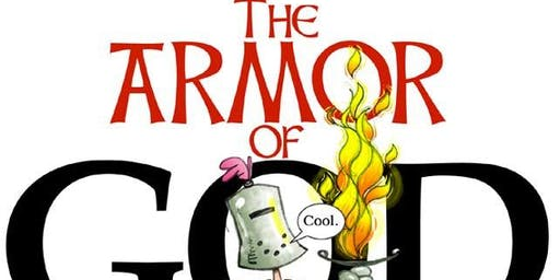 VBS BIble Boot Camp 2019-The Whole Armor of God