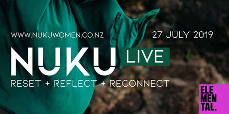 NUKU Live tickets