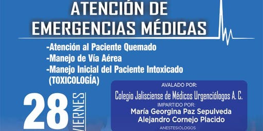 Atención de Emergencias Médicas