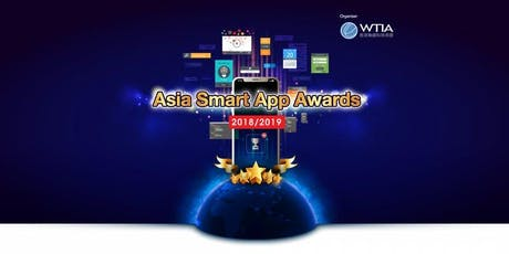 Asia Smart App Awards Summit 2018/2019 tickets