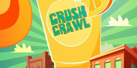 Crush Crawl Norfolk tickets