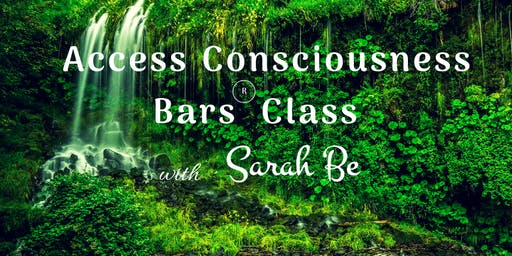 Access Consciousness Bars Class - Gold Coast