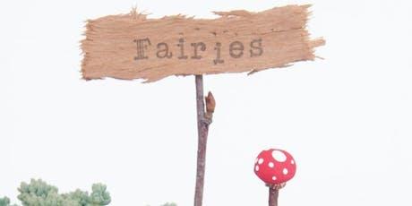 Build a Fairy Garden | Art + Wine Class tickets