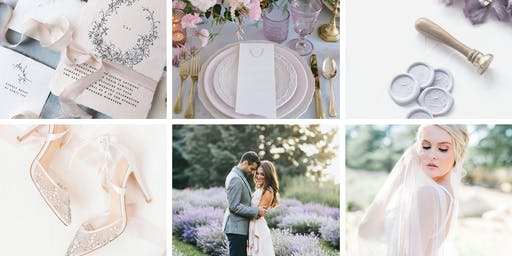 Lavender Field/ Beekeeper Summer Styled shoot