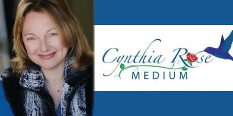 Mediumship Demonstration with Cynthia Rose tickets